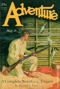 Adventure (1910-1971 Ridgway/Butterick/Popular) Pulp May 1 1928