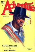 Adventure (1910-1971 Ridgway/Butterick/Popular) Pulp Jun 1 1928