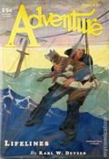 Adventure (1910-1971 Ridgway/Butterick/Popular) Pulp Jun 15 1928