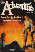 Adventure (1910-1971 Ridgway/Butterick/Popular) Pulp Aug 1 1928