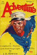 Adventure (1910-1971 Ridgway/Butterick/Popular) Pulp Oct 1 1928