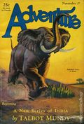 Adventure (1910-1971 Ridgway/Butterick/Popular) Pulp Nov 1 1928