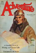 Adventure (1910-1971 Ridgway/Butterick/Popular) Pulp Nov 15 1928