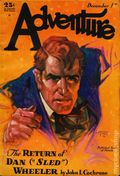 Adventure (1910-1971 Ridgway/Butterick/Popular) Pulp Dec 1 1928