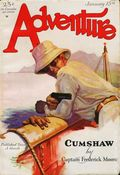 Adventure (1910-1971 Ridgway/Butterick/Popular) Pulp Jan 15 1929