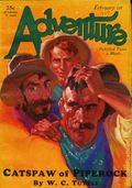 Adventure (1910-1971 Ridgway/Butterick/Popular) Pulp Feb 1 1929