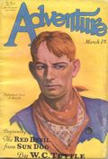 Adventure (1910-1971 Ridgway/Butterick/Popular) Pulp Mar 1 1929