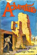 Adventure (1910-1971 Ridgway/Butterick/Popular) Pulp Mar 15 1929