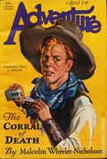 Adventure (1910-1971 Ridgway/Butterick/Popular) Pulp Apr 1 1929