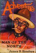 Adventure (1910-1971 Ridgway/Butterick/Popular) Pulp Vol. 71 #1
