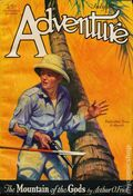 Adventure (1910-1971 Ridgway/Butterick/Popular) Pulp Jul 1 1929