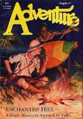 Adventure (1910-1971 Ridgway/Butterick/Popular) Pulp Aug 1 1929