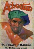 Adventure (1910-1971 Ridgway/Butterick/Popular) Pulp Sep 1 1929