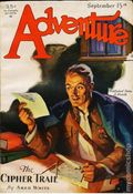 Adventure (1910-1971 Ridgway/Butterick/Popular) Pulp Sep 15 1929
