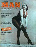 Modern Man Magazine (1951-1976 PDC) Vol. 3 #7