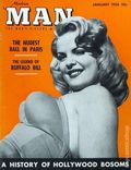 Modern Man Magazine (1951-1970) Jan 1956
