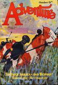 Adventure (1910-1971 Ridgway/Butterick/Popular) Pulp Oct 15 1929