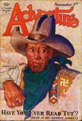 Adventure (1910-1971 Ridgway/Butterick/Popular) Pulp Nov 1 1929