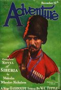 Adventure (1910-1971 Ridgway/Butterick/Popular) Pulp Dec 15 1929