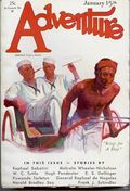 Adventure (1910-1971 Ridgway/Butterick/Popular) Pulp Jan 15 1930