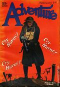 Adventure (1910-1971 Ridgway/Butterick/Popular) Pulp Feb 1 1930