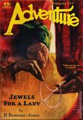 Adventure (1910-1971 Ridgway/Butterick/Popular) Pulp Feb 15 1930