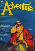 Adventure (1910-1971 Ridgway/Butterick/Popular) Pulp Mar 1 1930
