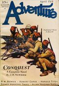 Adventure (1910-1971 Ridgway/Butterick/Popular) Pulp Apr 15 1930