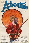 Adventure (1910-1971 Ridgway/Butterick/Popular) Pulp Jun 15 1930