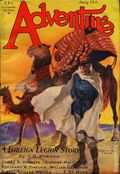 Adventure (1910-1971 Ridgway/Butterick/Popular) Pulp Jul 15 1930