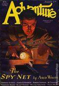 Adventure (1910-1971 Ridgway/Butterick/Popular) Pulp Aug 1 1930