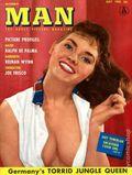 Modern Man Magazine (1951-1970) Jul 1958