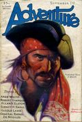 Adventure (1910-1971 Ridgway/Butterick/Popular) Pulp Sep 1 1930