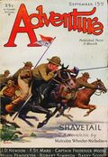 Adventure (1910-1971 Ridgway/Butterick/Popular) Pulp Sep 15 1930