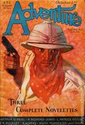 Adventure (1910-1971 Ridgway/Butterick/Popular) Pulp Oct 1 1930