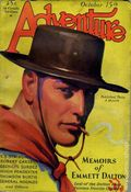 Adventure (1910-1971 Ridgway/Butterick/Popular) Pulp Oct 15 1930