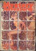 Mystery Adventure Magazine (1936-1937 Fiction Magazines) Pulp Vol. 5 #2