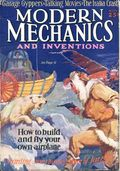 Modern Mechanic and Inventions (1932-1938) Pulp Vol. 1 #6