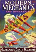 Modern Mechanic and Inventions (1932-1938) Pulp Vol. 1 #7