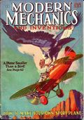 Modern Mechanic and Inventions (1932-1938) Pulp Vol. 1 #8