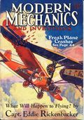 Modern Mechanic and Inventions (1932-1938) Pulp Vol. 1 #10