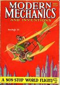 Modern Mechanic and Inventions (1932-1938) Pulp Vol. 2 #1