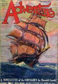 Adventure (1910-1971 Ridgway/Butterick/Popular) Pulp Jan 1 1931