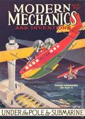 Modern Mechanic and Inventions (1932-1938) Pulp Vol. 2 #4