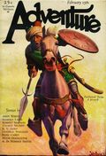 Adventure (1910-1971 Ridgway/Butterick/Popular) Pulp Feb 15 1931