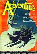 Adventure (1910-1971 Ridgway/Butterick/Popular) Pulp Mar 1 1931