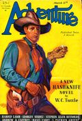 Adventure (1910-1971 Ridgway/Butterick/Popular) Pulp Mar 15 1931