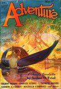 Adventure (1910-1971 Ridgway/Butterick/Popular) Pulp May 1 1931