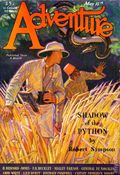 Adventure (1910-1971 Ridgway/Butterick/Popular) Pulp May 15 1931
