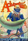 Adventure (1910-1971 Ridgway/Butterick/Popular) Pulp Jul 1 1931